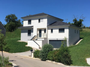 Maisons Moyse réalisation Besançon