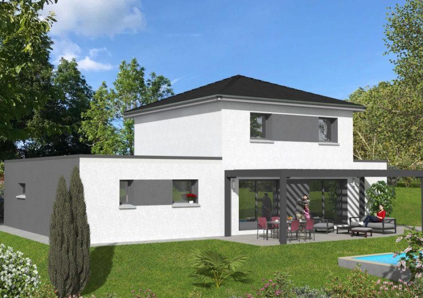 Architecture maison individuelle