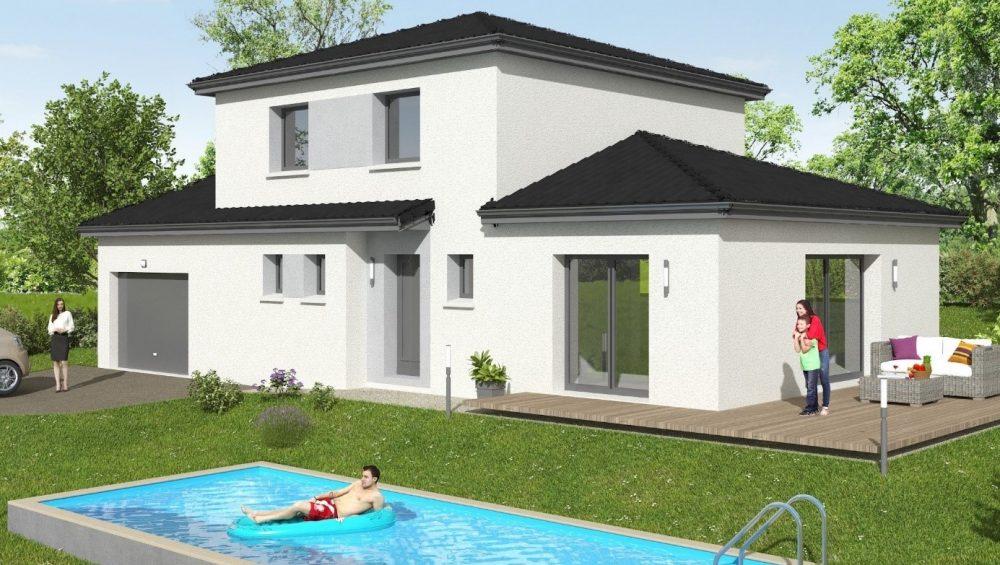 Maison neuve Doubs