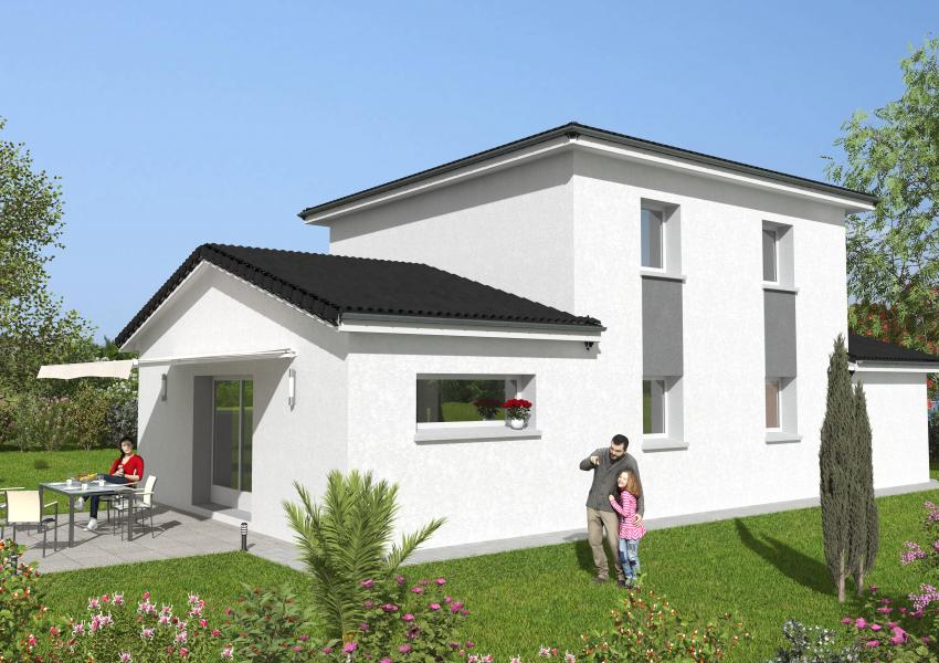 Construction maison Geneuille