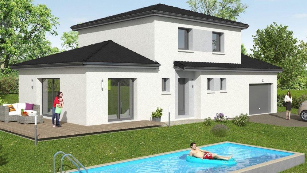 Architecture maison Doubs