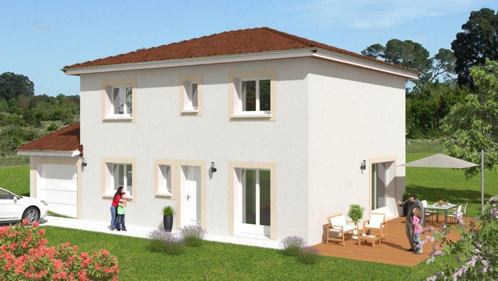 Construire maison Villers Buzon